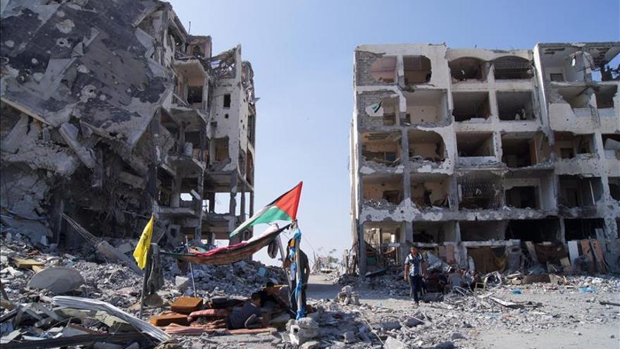 Seis personas mueren en Gaza al explotar accidentalmente un proyectil