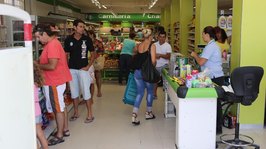 Supermercado en Gran Canaria
