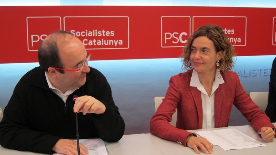 """Iceta defiende que el PSC debe """"contribuir activamente en la recuperación"""" del PSOE"""
