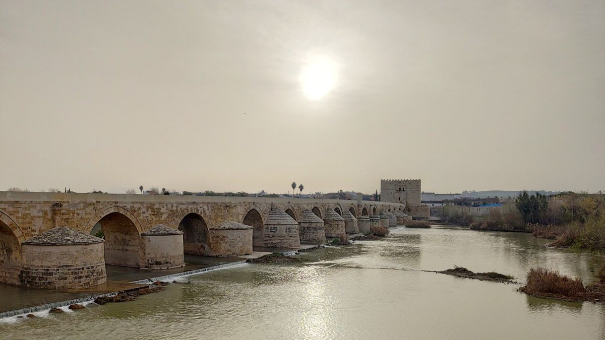 Polvo sobre Córdoba