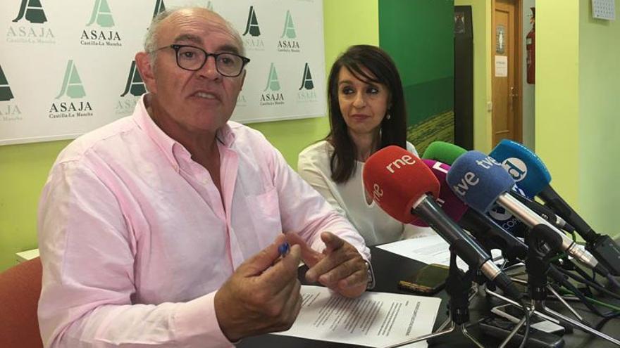 José María Fresneda y Blanca Corroto