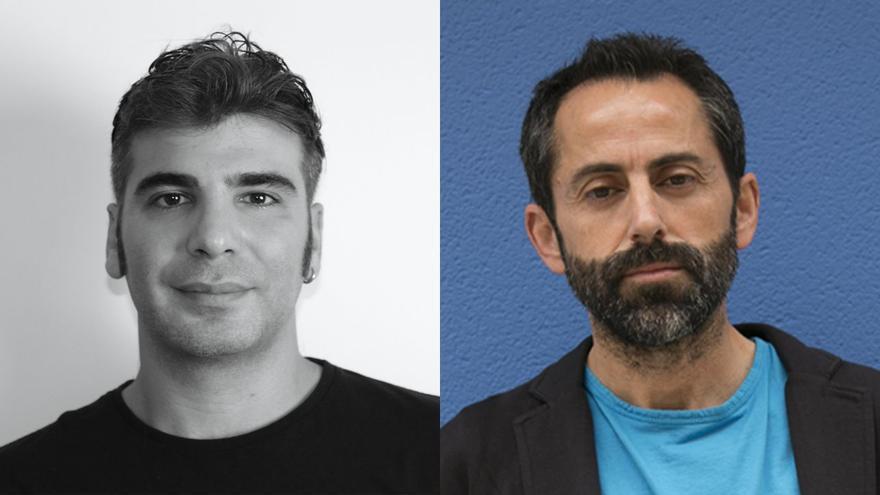 David Terol y Juan Montoro
