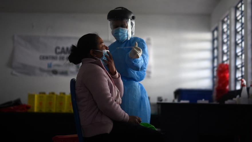 Guatemala suma otros 9 muertos y 320 casos más de la covid-19