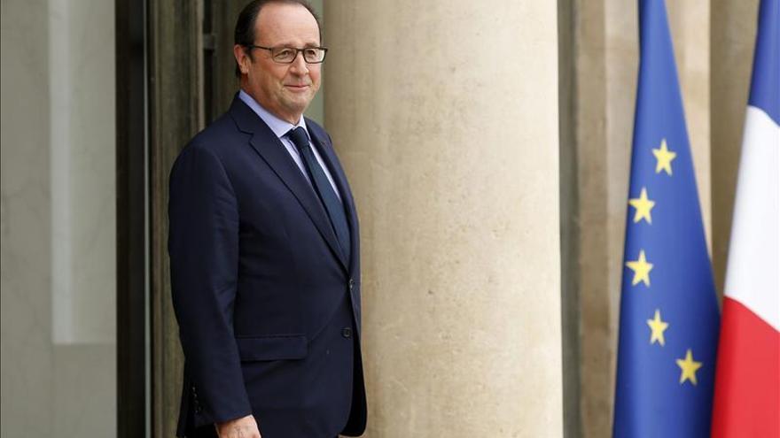Francia recuerda a todos los caídos en la noche oscura de la Gran Guerra