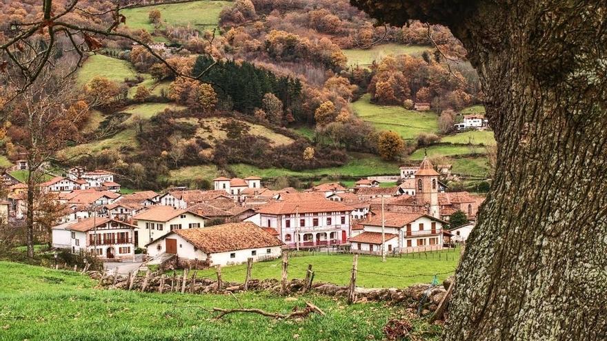 Los precios de los alojamientos de turismo rural vascos crecen un 3,75% en noviembre