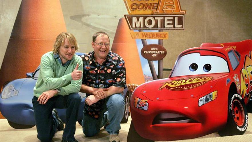 """Un tribunal chino da la razón a Disney en una denuncia por plagio de la película """"Cars"""""""
