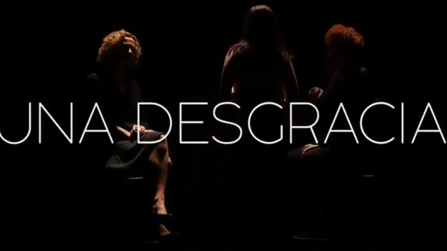 Fotograma del corto 'Una desgracia'