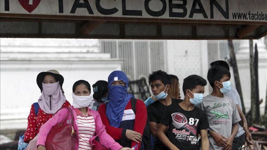 La ONU pide 224 millones euros para los afectados por el tifón en Filipinas