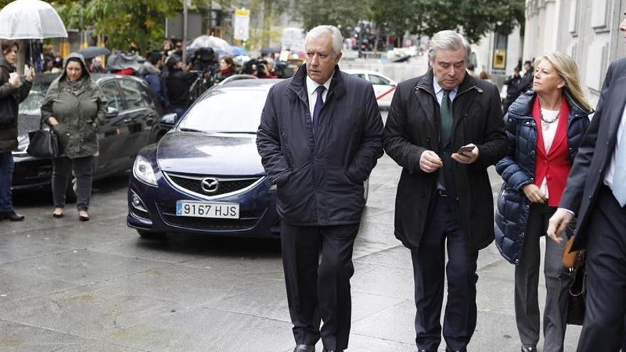 """Arenas asegura que """"el PP es el partido de las personas débiles"""""""