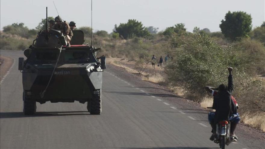 La ONU aplaude la ofensiva francesa pero se muestra reacia a dar apoyo logístico