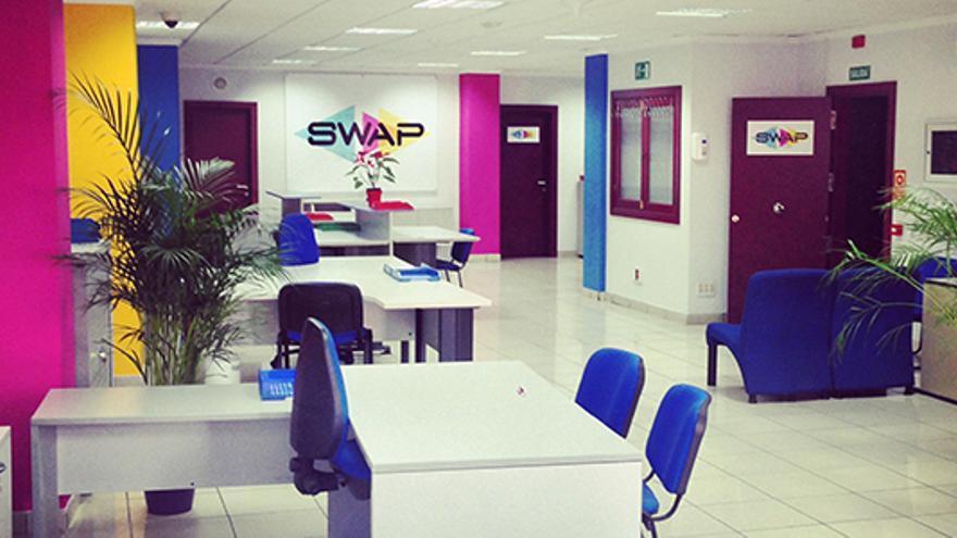 39 coworking 39 trabajar como en casa pero en una oficina for Oficinas de trabajo temporal en barcelona