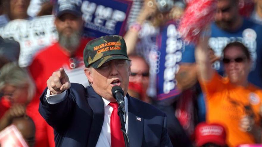 Crece en un 9 % la popularidad de Trump tras las elecciones, según un sondeo