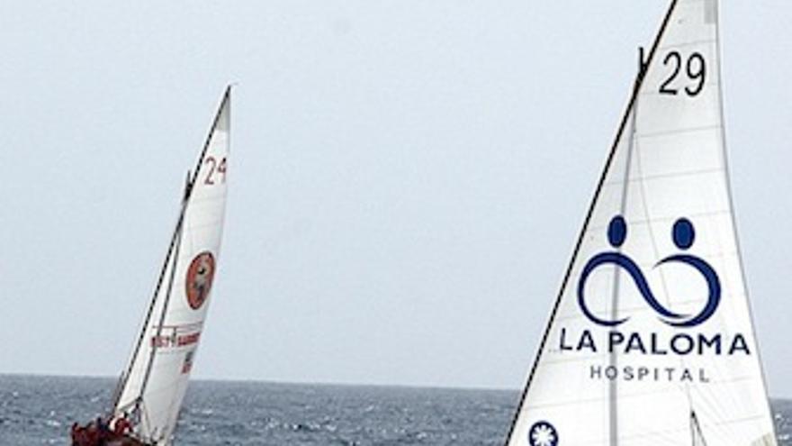Estribadores Portuarios, a la izquierda de la imagen, busca cerrar el año con un título. (Felipe Alonso)