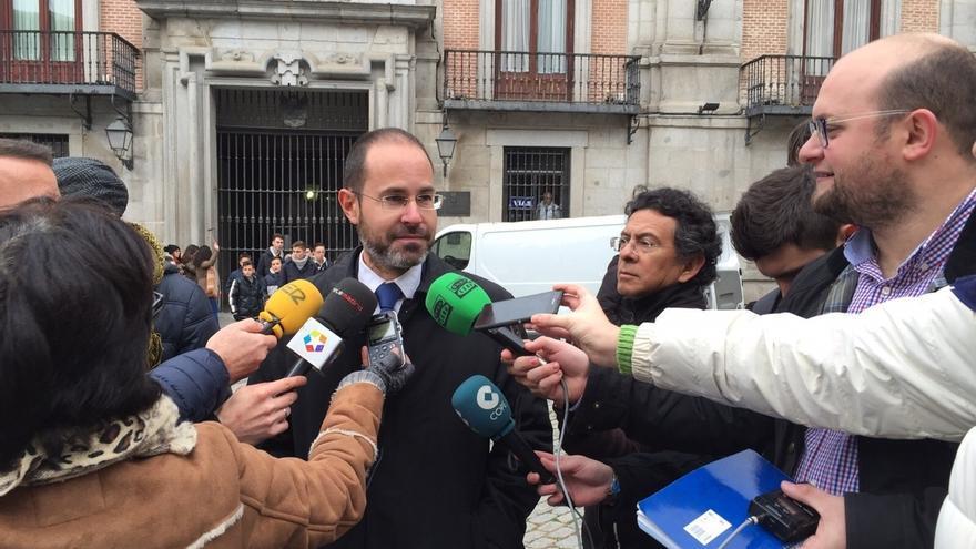Ciudadanos ve preocupante que el Ayuntamiento de Madrid no renueve los contratos con agencias de calificación