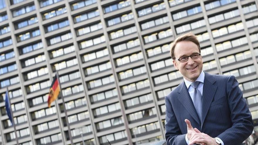 El Bundesbank propone una reestructuración de la deuda de países rescatados