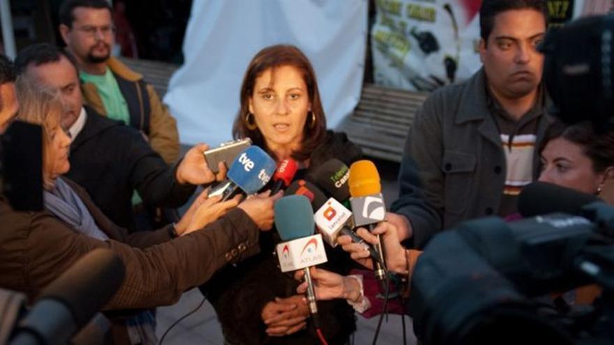 Claudina Morales es directora del Instituto Canario de Igualdad.