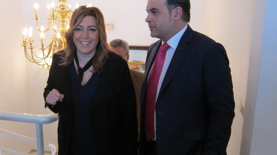 """Susana Díaz dice que la Justicia tiene que """"crujir"""" al que se haya llevado dinero público"""
