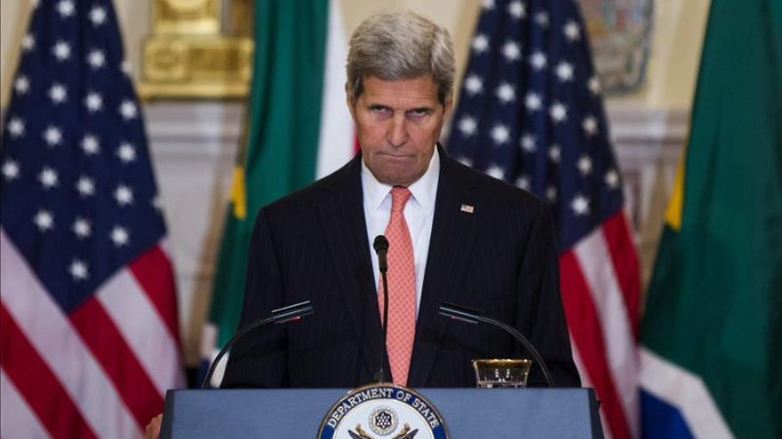 """Kerry anuncia conversaciones entre EE.UU. y Rusia sobre Siria """"muy pronto"""""""