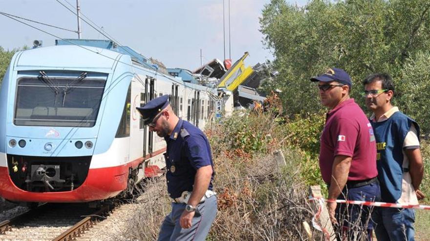 Rajoy expresa sus condolencias por el accidente ferroviario en Italia