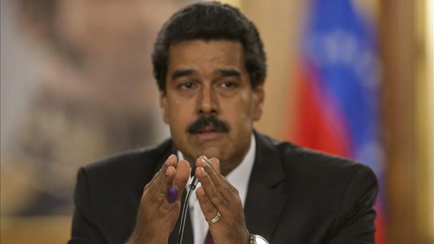 Maduro pide a la justicia que esté pendiente de la gira de opositores y actúe
