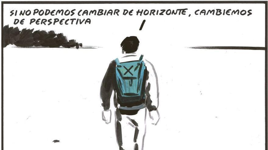 Viñeta de El Roto publicada por El País el 10 de enero de 2013.