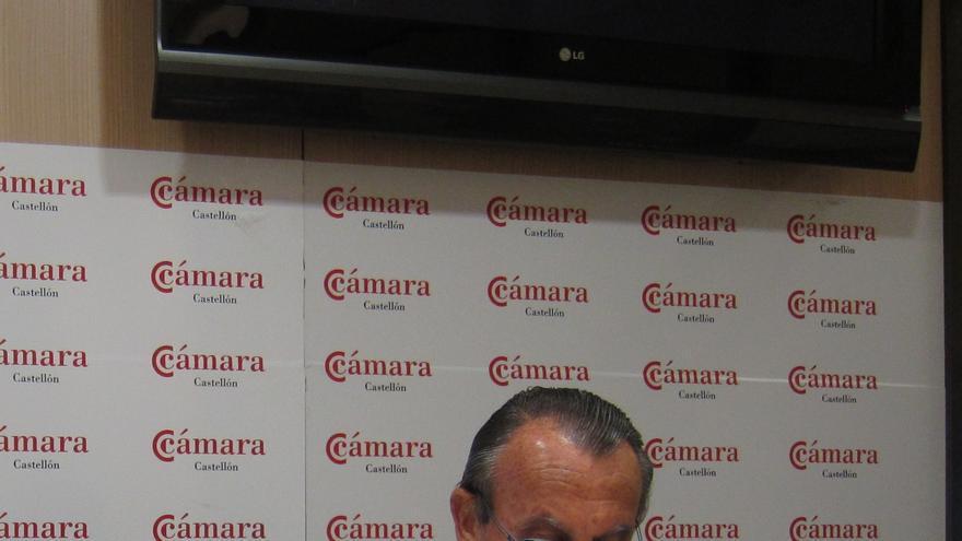 """Carlos Fabra no comparte """"en absoluto"""" la línea de Alberto Fabra de quitar a los imputados de los cargos públicos"""