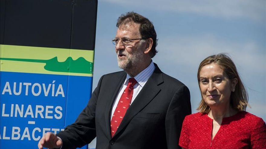 Rajoy y Pastor.
