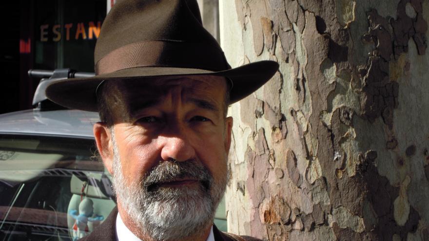 El doctor Juan Gervás, en Madrid.