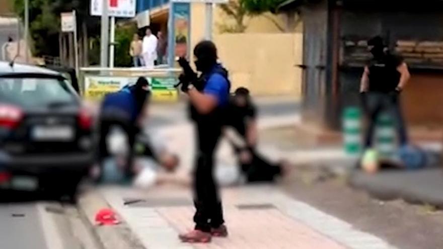 Seis detenidos en Fuerteventura que se hacían pasar por guardias civiles para robar a narcos