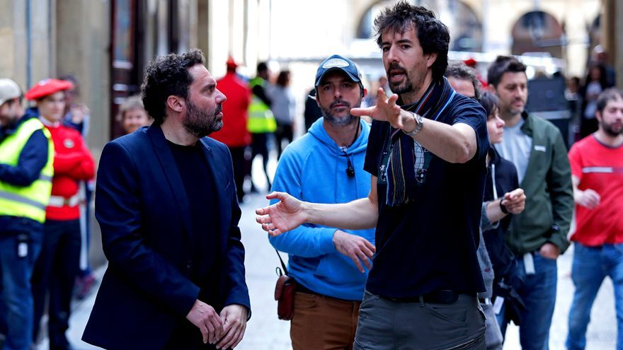 Patria - Aitor Gabilondo (productor) y Félix Viscarret (director)
