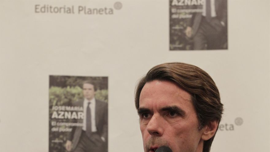 Aznar y el exmagistrado del TEDH denunciarán la anulación de la 'doctrina Parot' en un acto el lunes en Granada