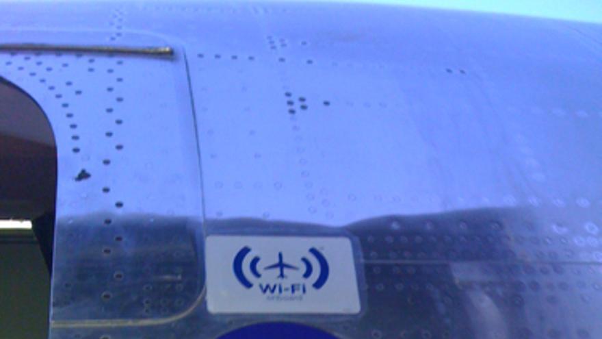 Para instalar wifi en el avión, se requiere bastante dinero