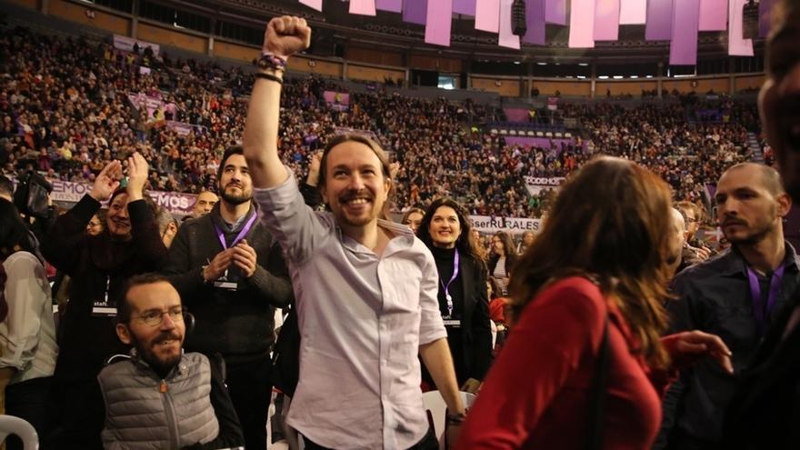 """Iglesias se compromete a liderar Podemos con """"unidad y humildad"""" sin equivocarse de """"bando"""""""