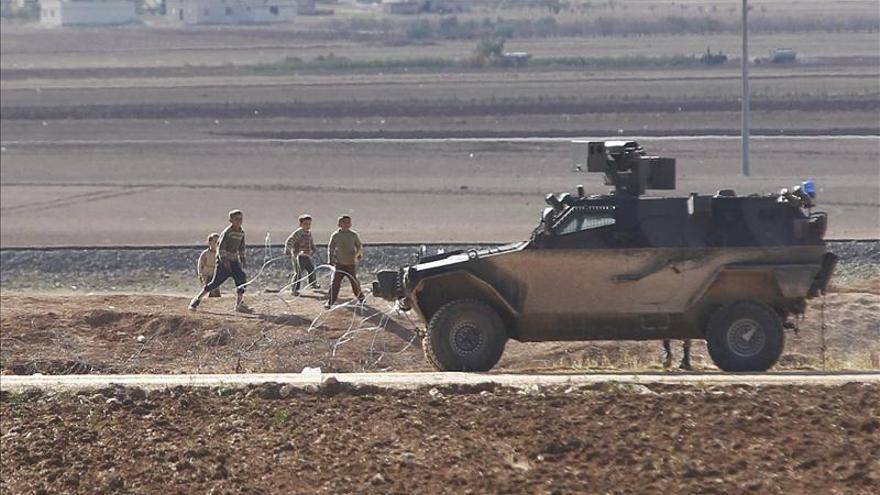 Unos 1.200 yihadistas y kurdos han muerto en Kobani en los últimos dos meses