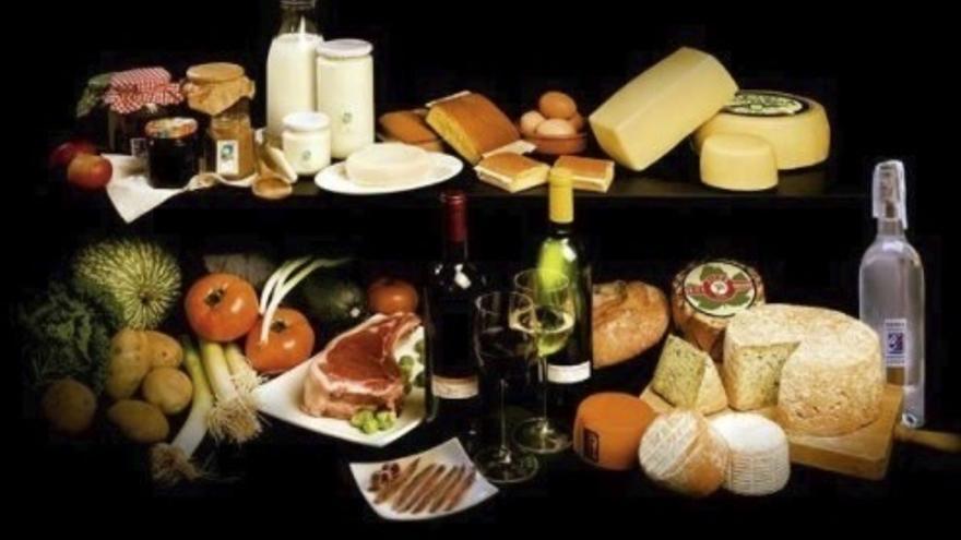 Cantabria mostrará en 2018 sus alimentos de calidad en 40 mercados y ferias