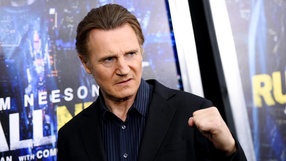 liam Neeson en una imagen de archivo