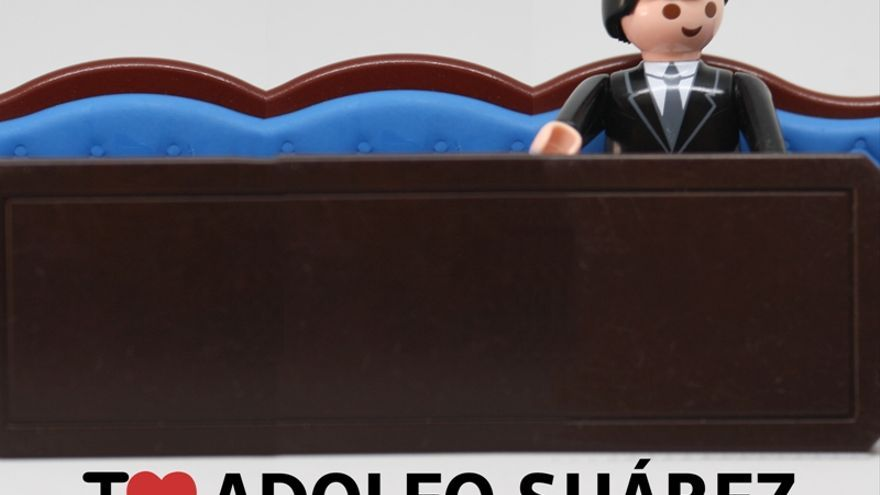 I love Adolfo Suárez