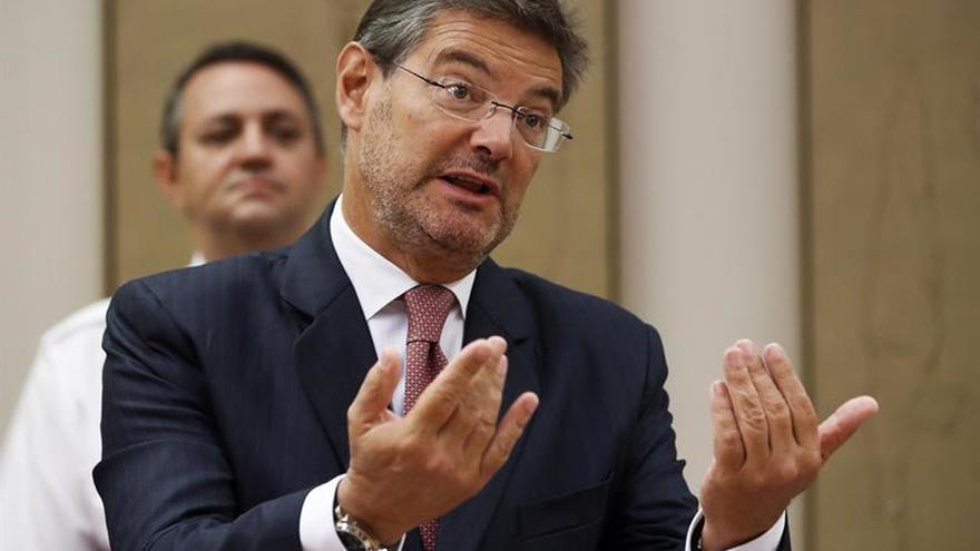 Catalá pide al Govern que no someta a los funcionarios catalanes a ninguna tensión