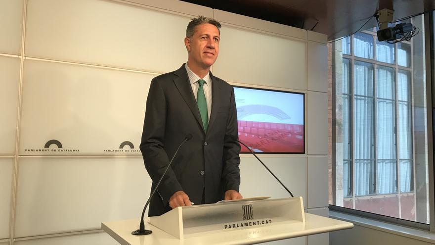 """Albiol dice que el 155 """"ya no se puede frenar"""" aunque Puigdemont convoque elecciones"""
