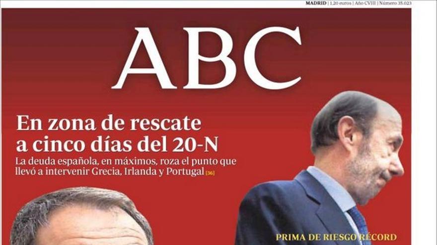 De las portadas del día (16/11/2011) #6