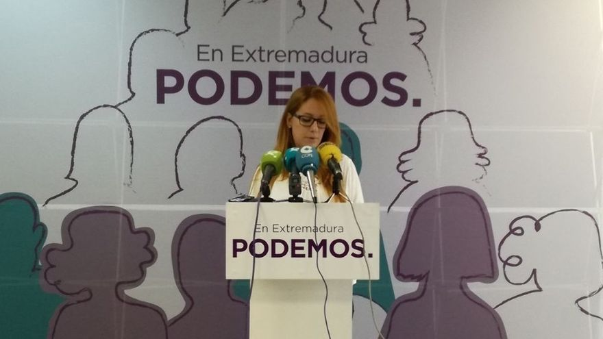 """Podemos critica que Vara se """"someta"""" a la """"senda de austeridad"""" que """"impone"""" Montoro a las comunidades autónomas"""