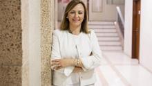 Nieves Lady Barreto, consejera de Política Territorial del Gobierno de Canarias.