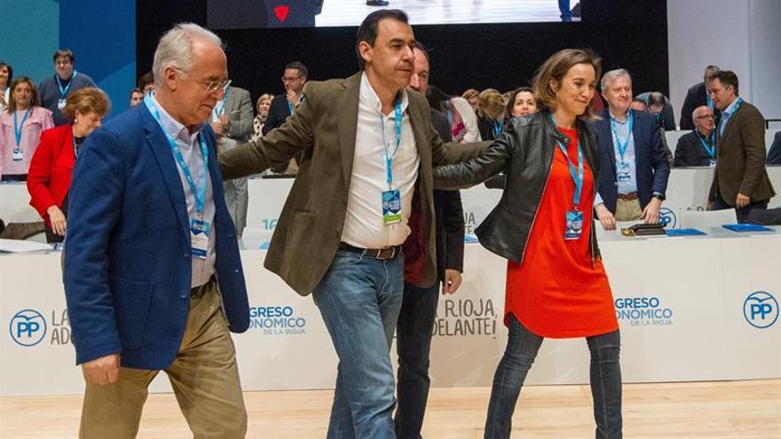 "Maillo a Iglesias: ""Repite conmigo, condeno falta de democracia en Venezuela"""