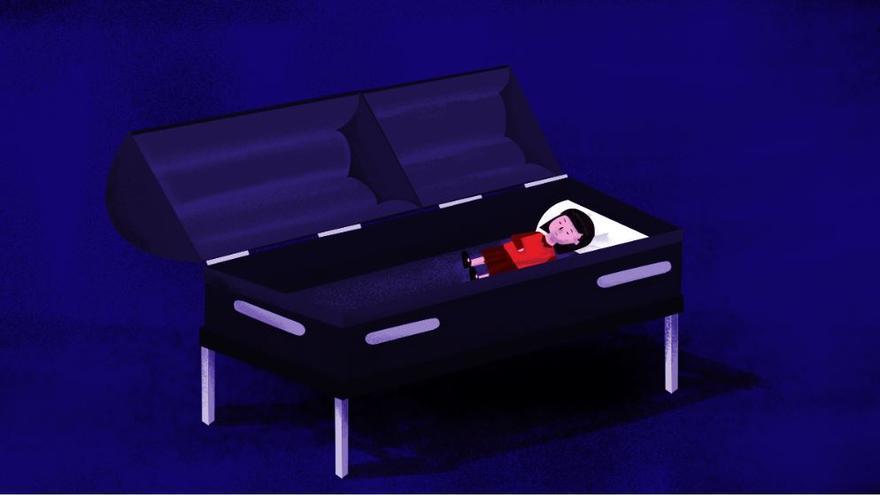 Ilustración de Adán Vega para mexico.com