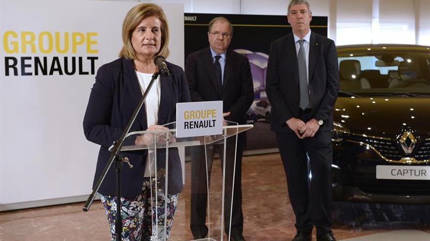 La planta aluminio de Renault en Valladolid arrancará en 2018 con 100 empleos