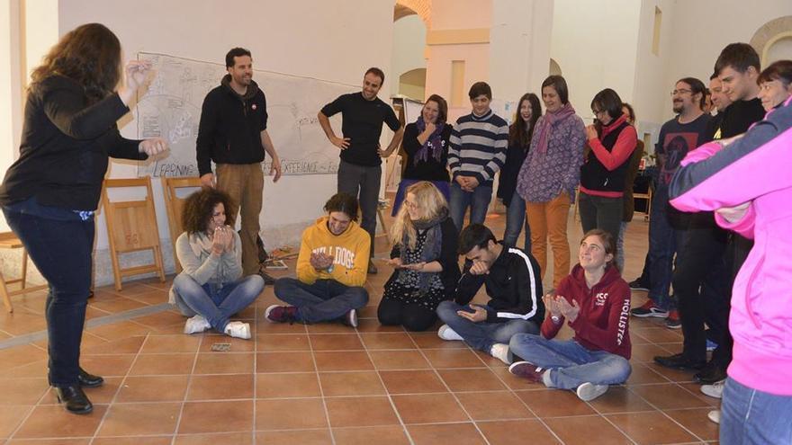 Actividades de juventud en Numancia de la Sagra