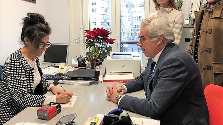 Fuentes-Pila aspira a reelección como líder regionalista en Santander y lograr que PRC arrebate a PP la Alcaldía