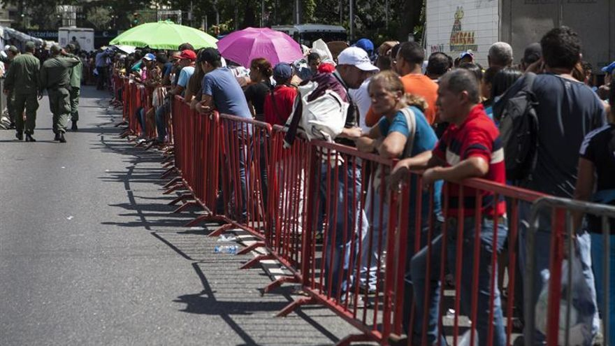 """Parlasur colecta """"vivencias"""" para hacer el informe de Derechos Humanos sobre Venezuela"""