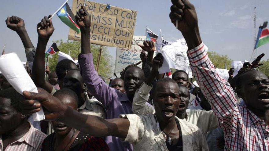 Salva Kiir acusa a algunos países de distorsionar la imagen de Sudán del Sur