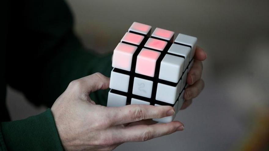 La corte europea anula el registro del Cubo de Rubik como marca de la UE